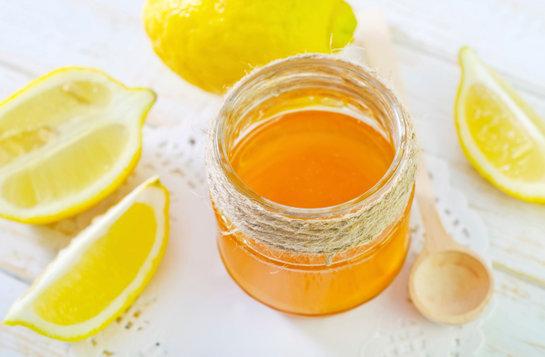 masque maison citron