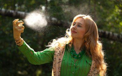 Concoctez 5 recettes de sprays très rafraîchissants pour le visage et le corps