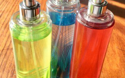 Comment fabriquer soi-même un spray pour le corps en utilisant une lotion parfumée ?