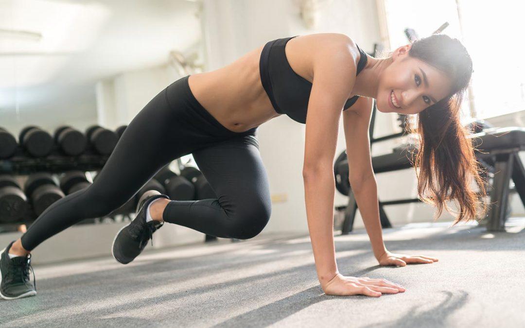 8 exercices de perte de poids qui fonctionnent