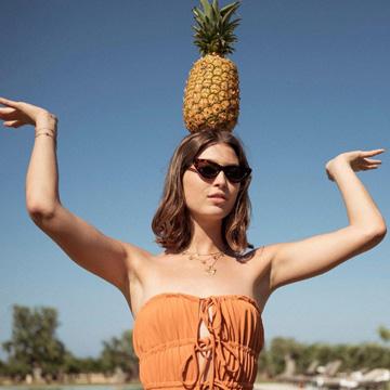 Cosmétiques à l'ananas : votre soulagement exfoliant cet été