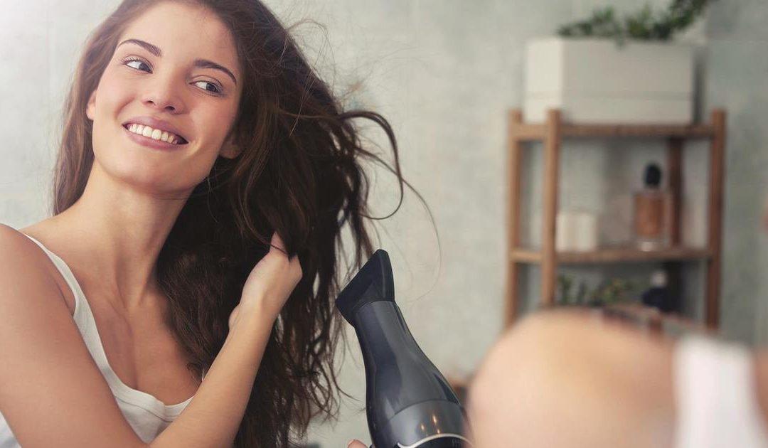 Les erreurs que vous faites en utilisant le sèche-cheveux