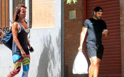 María Patiño et Ricardo Rodríguez rentrent en Espagne comme époux et épouse