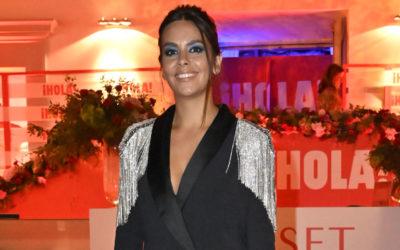 Cristina Pedroche choisit une veste à franges révolutionnaire pour sa soirée à la Casa ¡HOLA !