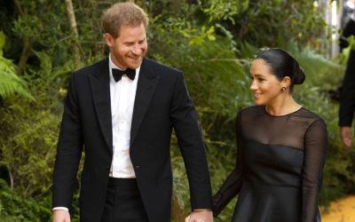Meghan et Harry, invités à un mariage romain ce week-end.