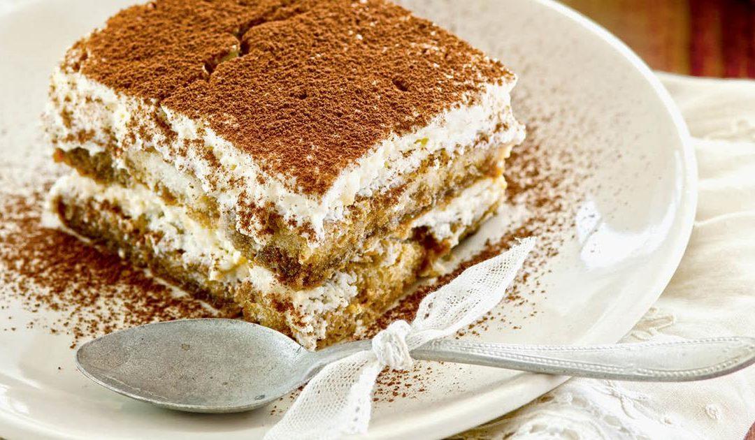 Desserts avec du vrai café facile et exquis