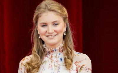 Elisabeth de Belgique, héritière du trône, fête ses 18 ans et fait la fête avec style !