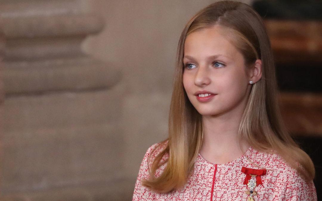 les Prix Princesa de Asturias 2019, son grand cadeau avant son 14ème anniversaire