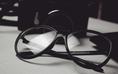 Des lunettes pour se protéger de la lumière bleue